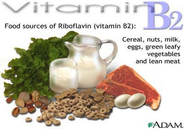 Nedostatak vitamina Be2 (avitaminoza) dovodi do promena na usnama i očima