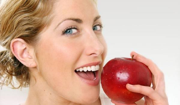 jabuka u ljudskoj ishrani
