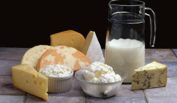 zdrava hrana mlecni proizvodi