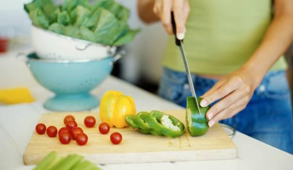 pravilna priprema povrca