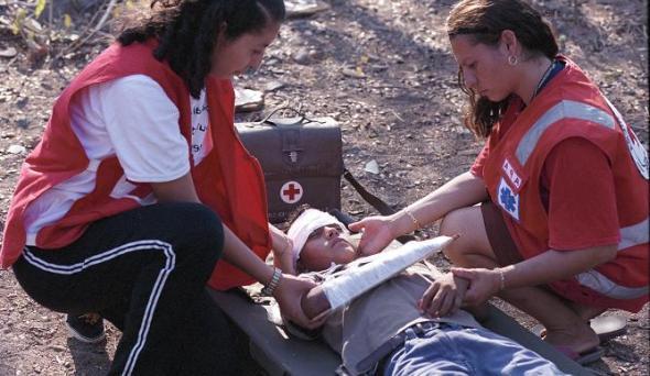 Kako dati prvu pomoc povredjenom licu (u saobracaju, na gradjevini...)
