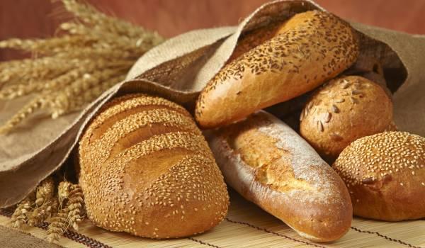 sta sadrzi hleb